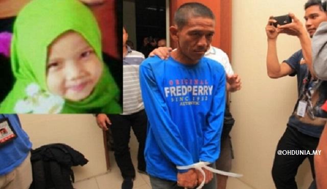 Motif Pembunuhan Rogol, Bakar Budak 4 Tahun Akhirnya Terbongkar