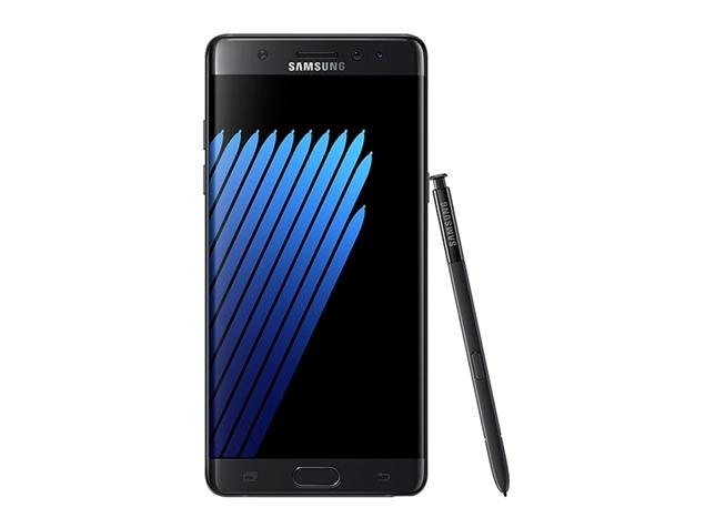 Samsung Galaxy Note 7 with S-Pen