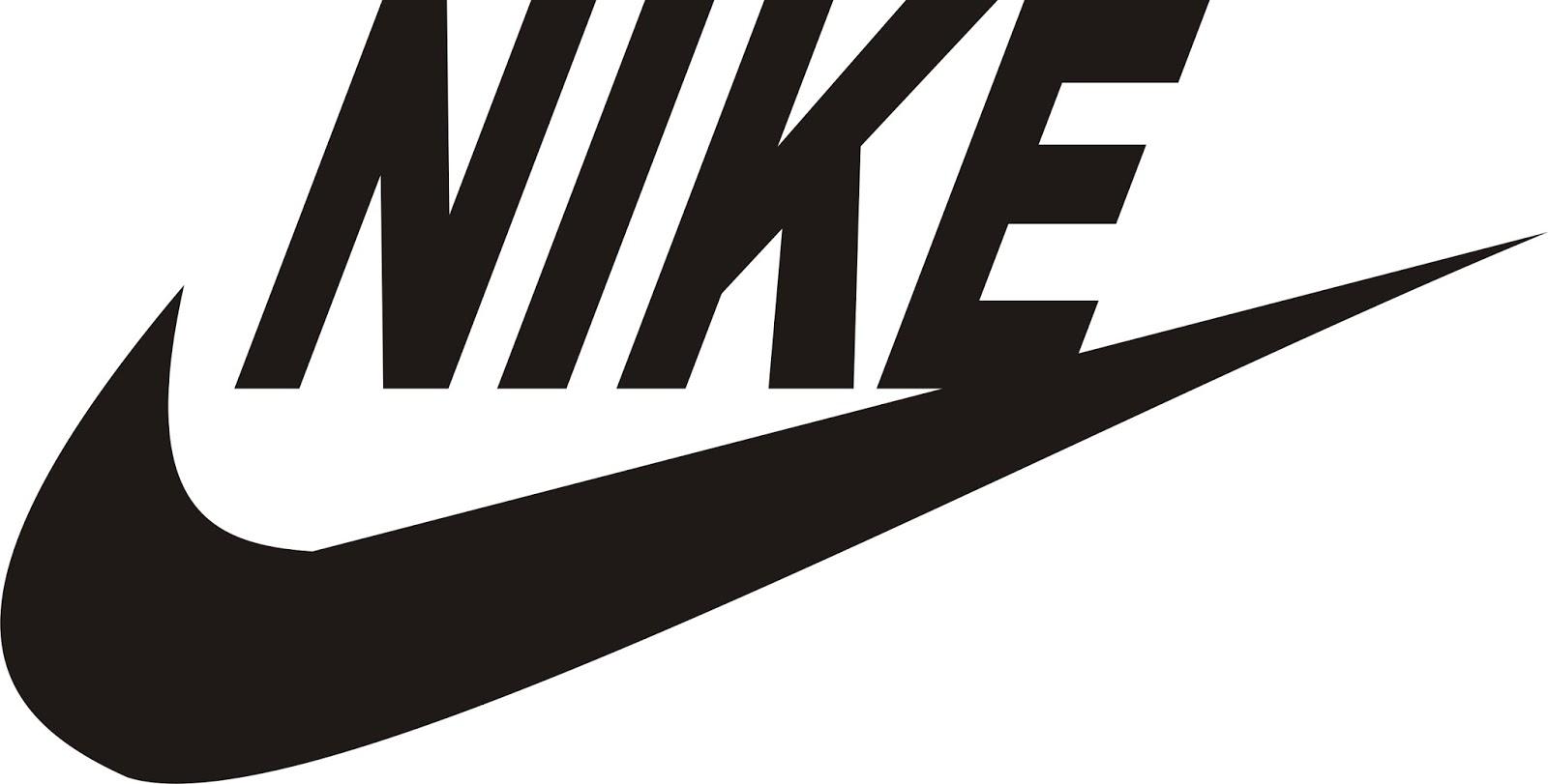 how to make nike logo