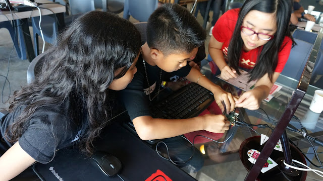 Cebu Raspberry Pi Jam Birthday Weekend 2019
