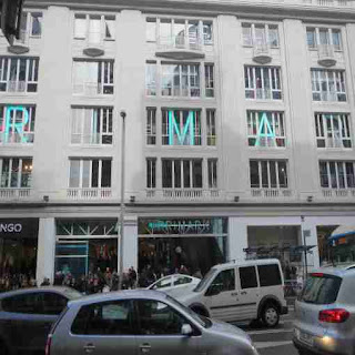 Madrid, Primark, flagship store
