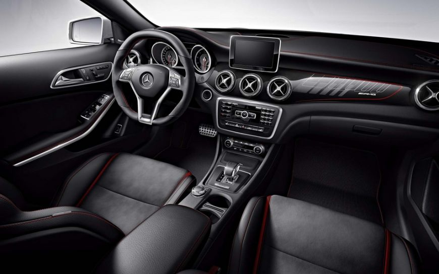 auto reviews 2015 mercedes benz gla class redesign and release date. Black Bedroom Furniture Sets. Home Design Ideas