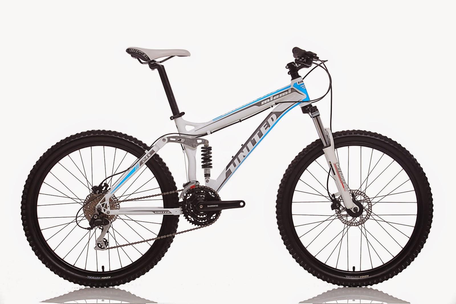 39+ Harga Sepeda Gunung United Dallas Xc 77