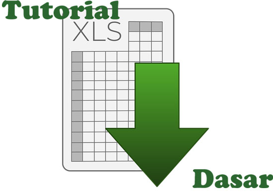 tutorial ms excel dasar