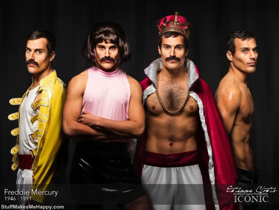 18. Freddie Mercury