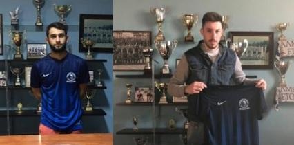 Αποτέλεσμα εικόνας για Λάζαρο Ελευθεριάδη, καθώς και με τον 21χρονο επιθετικό Τάσο Ιωάννου