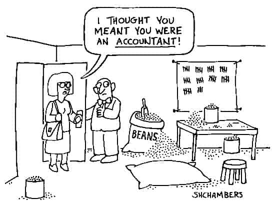 Accounting Quotes Inspiration Toonsattack Funny Jokes On Accountant's Life In English And