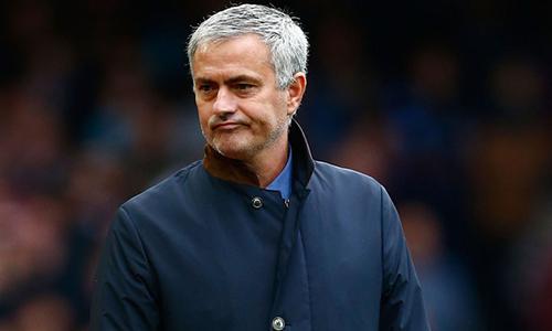 Huấn luyện viên Jose Mourinho