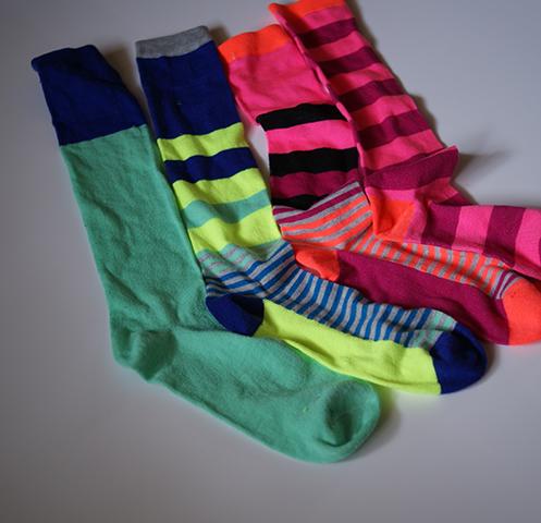 DIY: qué se puede hacer con unos calcetines en 5 minutos