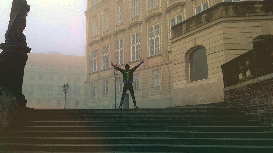 Jak zacząć biegać - Praga
