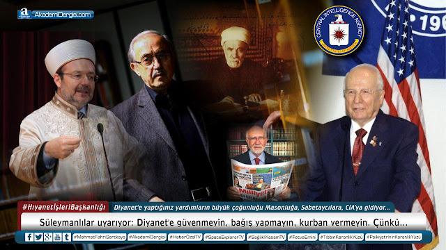akademi dergisi, Mehmet Fahri Sertkaya, video izle, diyanet, fetö, içimizdeki israil, kurban, süleymancılar cemaati, masonlar, sabetayistler, gizli yahudiler, cia, siyonizm,