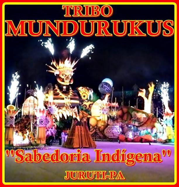 TRIBO MUNDURUKU - SABEDORIA INDÍGENA-3