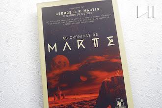 """[Resenha] Antologia """"As crônicas de Marte"""""""