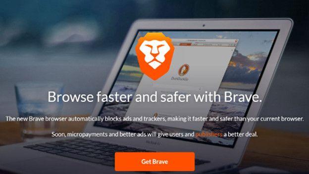 Brave Browser, navegador web con protección y bloqueo de publicidad