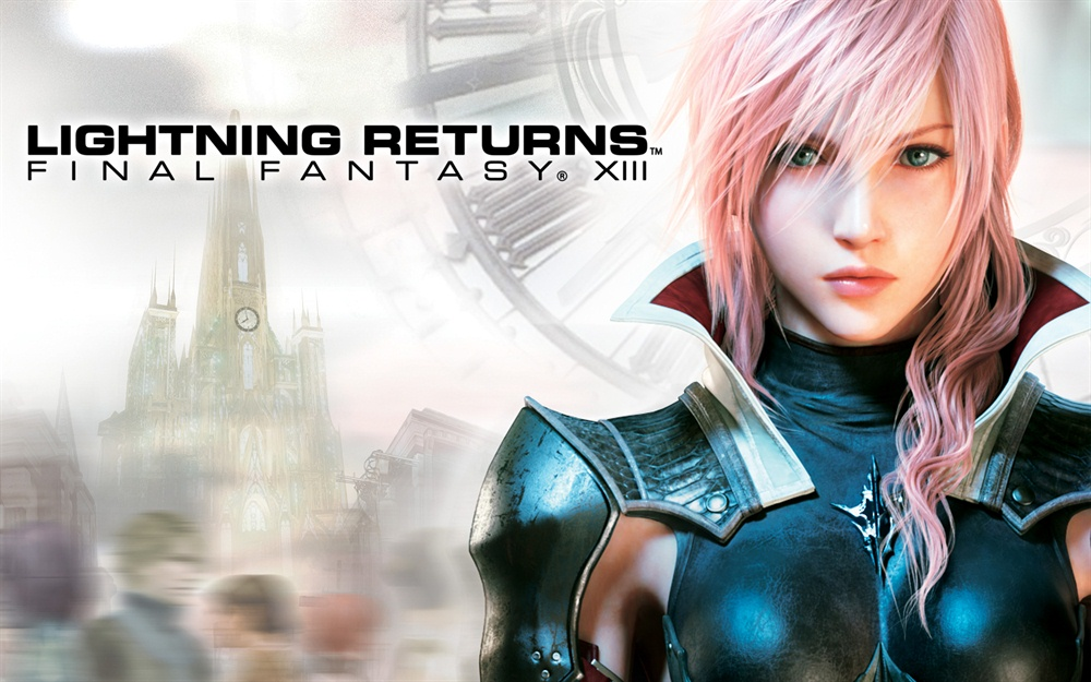 Lightning Returns Final Fantasy XIII Download Poster
