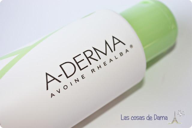 Exomega Aceite Baño Ducha  A-Derma dermocosmetica belleza