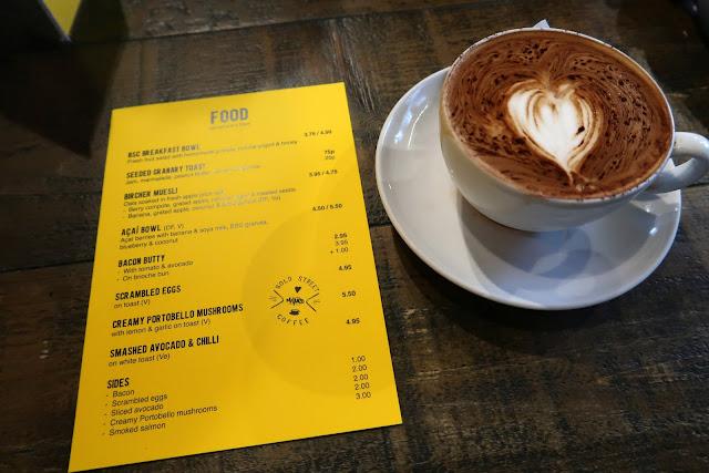 treet Coffee, Santa Maluco X BSC, Santa Maluco X Bold Street Coffee, Brunch spots Liverpool