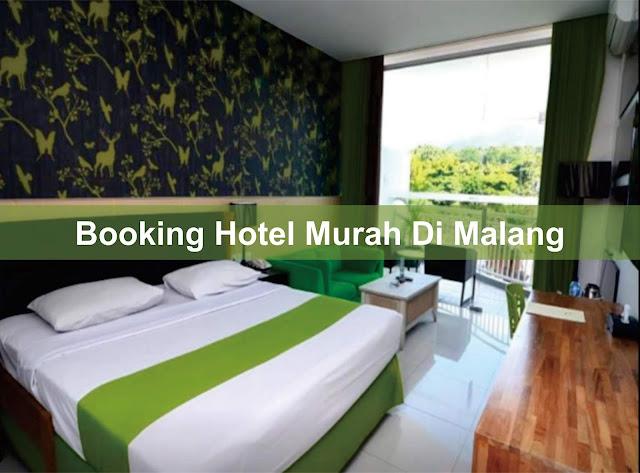 Booking Hotel Murah Di Malang Ternyata Mudah, Praktis, dan Banyak Pilihannya!