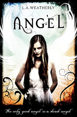 angel cover Ángel   L.A.Weatherly