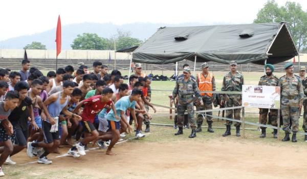 Bikaner Army Rally, Indian Army Rally, Open Bharti Rally
