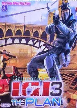 IGI 3 The Mark Game cover