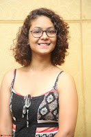 Actress Aditi Myakal Looks gorgeous in Sleeveless Deep Neck Top at Ami Tumi success meet ~  Exclusive 141.JPG