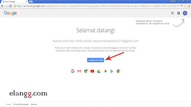 cara membuat email, daftar email,buat email, cara membuat daftar akun gmail