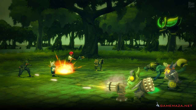 Earthlock Festival of Magic Gameplay Screenshot 6