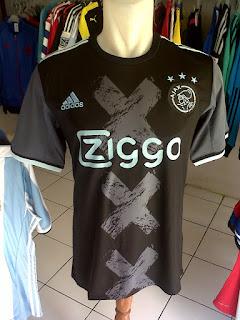 Jual Jersey Ajax Amsterdams Away 2016/2017 di toko jersey jogja sumacomp, murah berkualitas