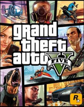 تحميل لعبة حرامي سيارات Grand Theft Auto V