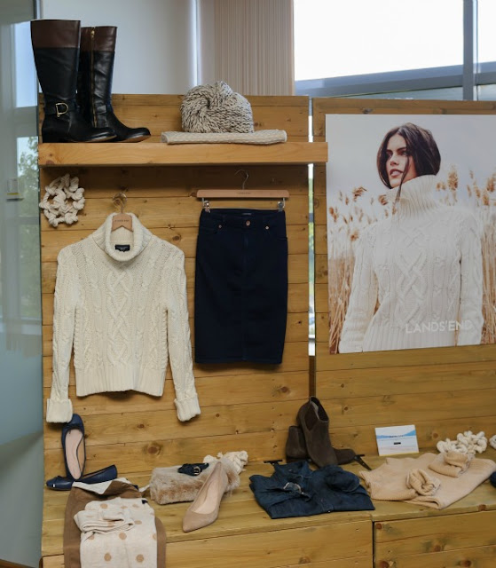 A Styling Event with Lands' End | Morgan's Milieu: New collection at Lands' End.