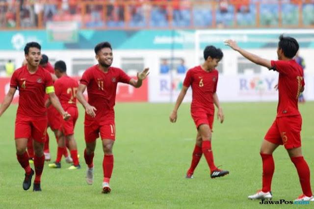 Jelang Hadapi Timnas U-19 Indonesia, Taiwan Dapat Kabar Gembira