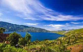 Wisata Bengkulu - Danau Mas Harun Bastari