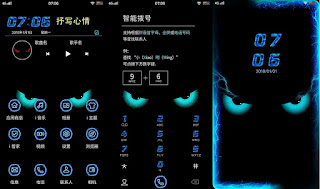 Tema Iphone For Vivo V7