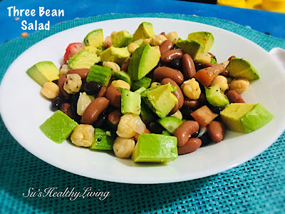 Three Bean Salad.. and a Mother's Day Giveaway!