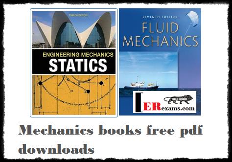 Mechanics books free pdf downloads