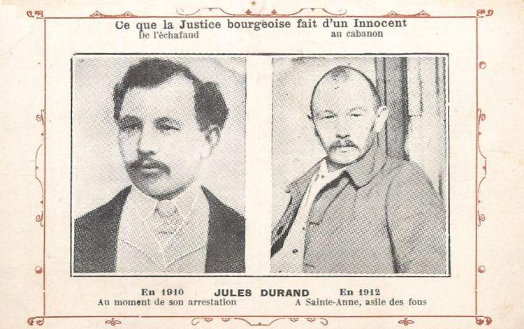 Carte Postale Jules Durand