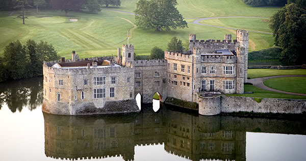Leeds castle opening times