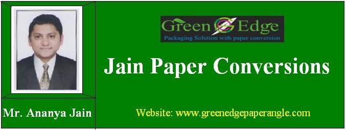 Jain Paper Conversions