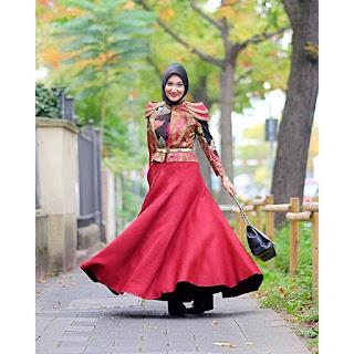 Baju Muslim Edisi Terbaru Dian Pelangi
