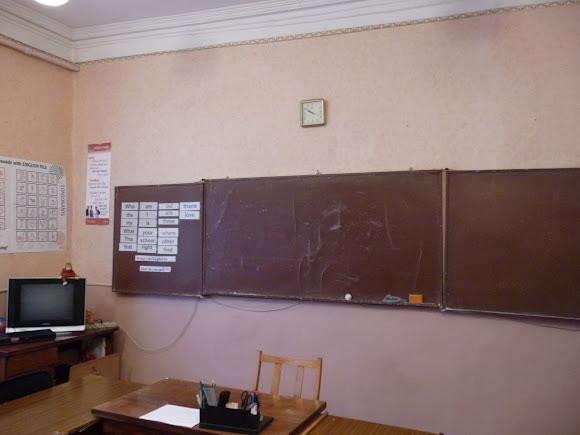 Ніжин. Школа № 1. Навчальний корпус. 19 ст. Історична будівля, в якій М. В. Гоголь читав свої твори