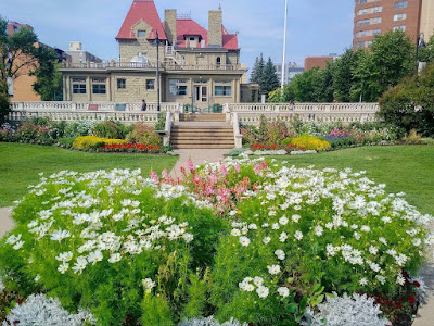 Beaulieu Gardens at Lougheed House