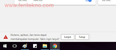 Cara Pasang Internet Download Manager Ke Google Chrome