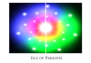 eternal isle of paradise