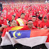 Najib Dimalukan Rauf Dalam Sambutan Ulang Tahun UMNO Ke 71 Kata Ahli UMNO.