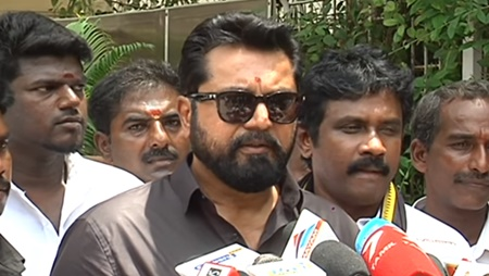 Sarathkumar warns H Raja