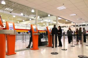 Shopping ABC recebe totem do Poupatempo
