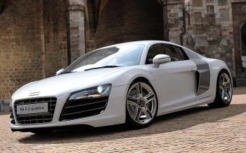 Wallpaper: Audi R8