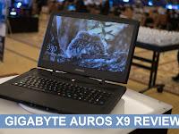 Gigabyte Aorus X9 Laptop Gaming Dengan Spesifikasi Dewa, Berikut Harganya