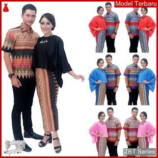 ZBT07909 Kebaya Batik Couple Marwa Batwing Modern BMGShop